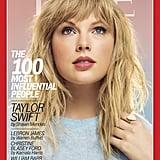 Taylor Swift With a Shag Haircut 2019