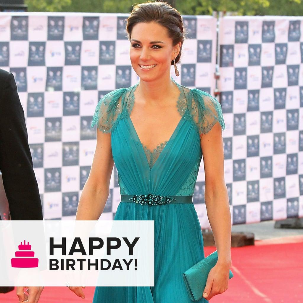 Kate Middleton's Best Looks