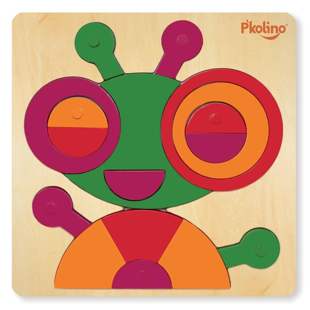 P'kolino Multi-Solution Shape Puzzle