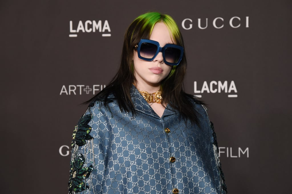 Billie Eilish's Mullet Haircut