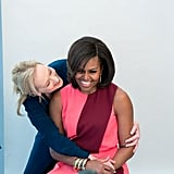 The First Lady is basically BFFs with Meryl Streep.