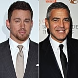 "Channing Tatum's man crush may be predictable, but what's not predictable is how candidly Channing admitted his feelings. During an interview with The Sun in 2013, Channing might have been a little too forthcoming about his thoughts on George Clooney: ""I've spent time with George Clooney, and he's the most interesting man on the planet. He can do it all. I guess what I'm saying is I'd have sex with him."""