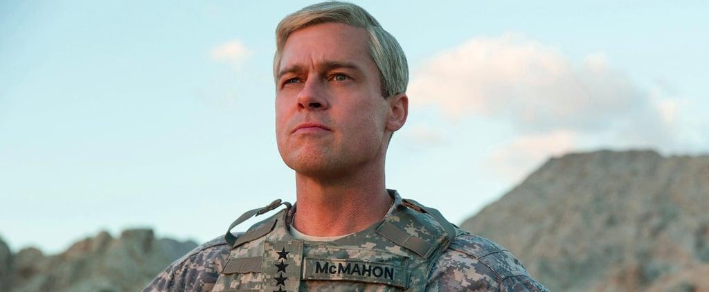 Brad Pitt Gets the Job Done in the Teaser For Netflix's War Machine