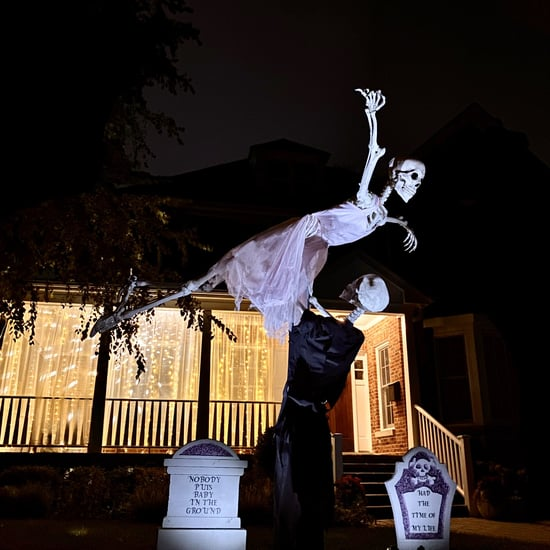 Dirty Dancing Halloween Skeletons