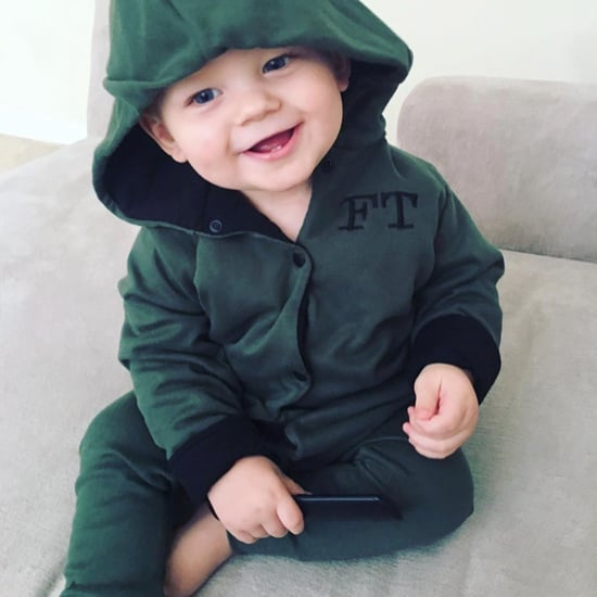 Pictures of Louis Tomlinson's Son, Freddie