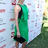Charlize Theron was awarded by Variety.