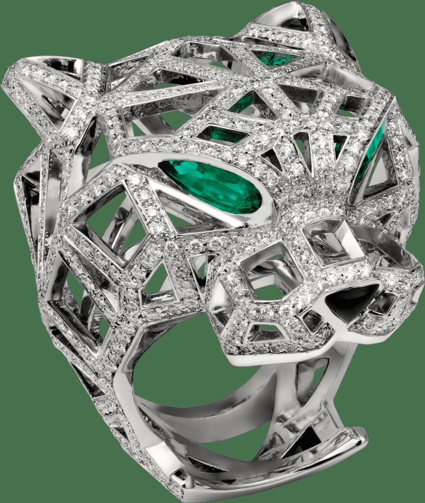 Cartier Panthère de Cartier Ring