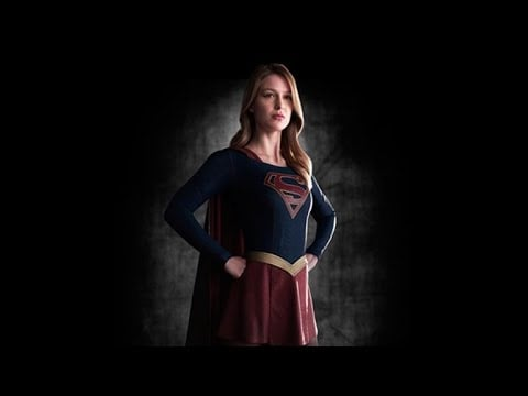 Watch the trailer for Supergirl