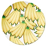 Banana Melamine Salad Plate Set of Four ($24)