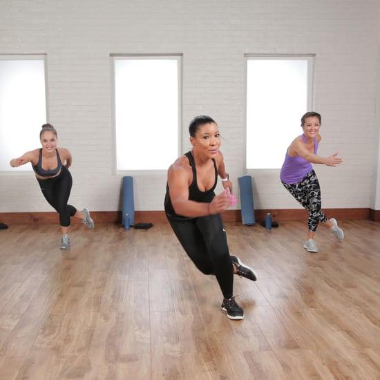 500-Kalorien-verbrennendes Workout