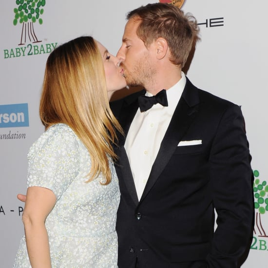 Drew Barrymore and Will Kopelman at the Baby2Baby Gala