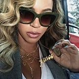 Beyoncé Is the Only Person in the World Who Has This Necklace