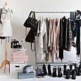 Style a Clothing Rack