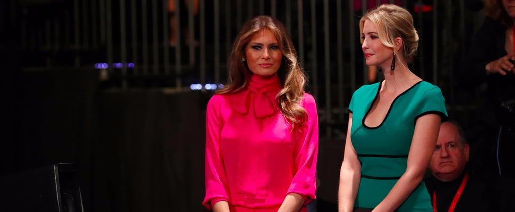 Designers Can't Stop Talking About Dressing Melania Trump