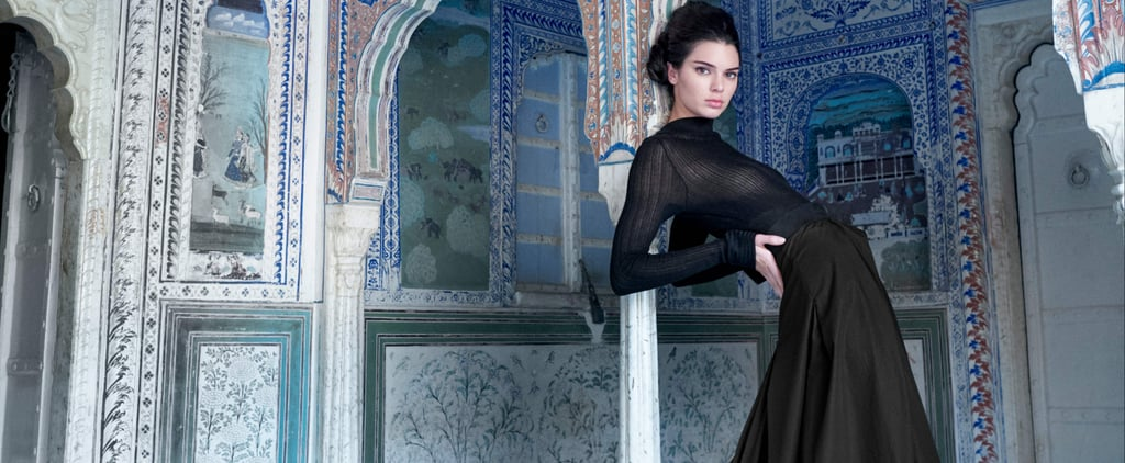 Kendall Jenner Vogue India Shoot