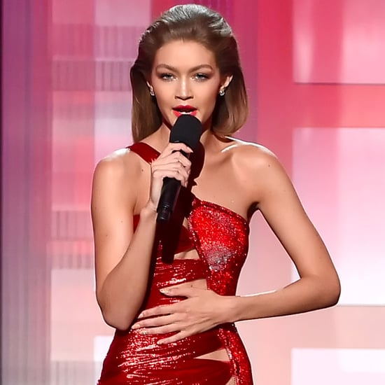 Gigi Hadid's Melania Trump Impression American Music Awards