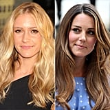 Beach waves sure are sexy for the Summer, but a more on-purpose blowout, which can easily be achieved with Caviar Anti-Aging Blowout Crème Ultra-Straight & Smooth ($25), is more on trend this Fall.  Then: Beach waves à la Kristin Cavallari's Now: A sleek, sexy blowout like Kate Middleton's