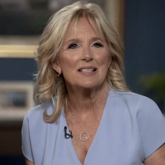 Jill Biden Talks WSJ Op-Ed on Late Show With Stephen Colbert