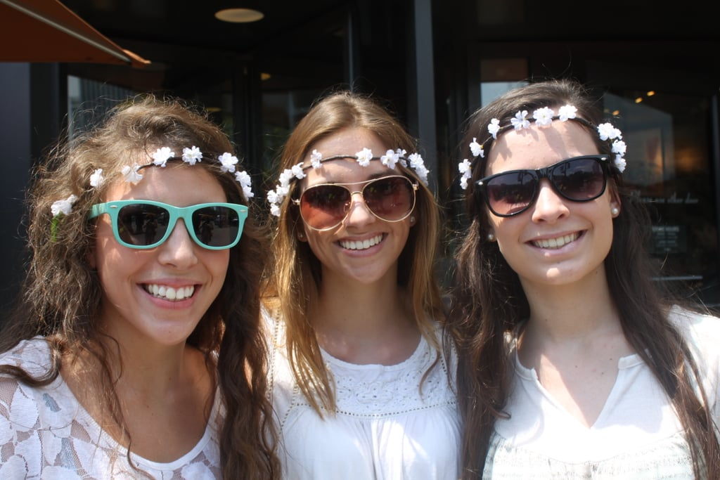 No music festival would be complete without flowers! | Lollapalooza ...