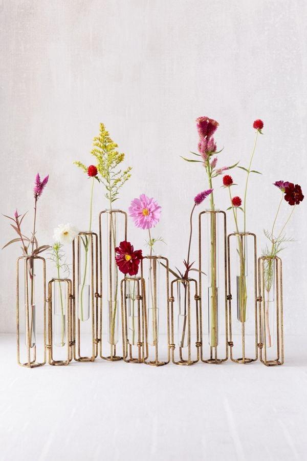 Jahanara Hinged Flower Vase