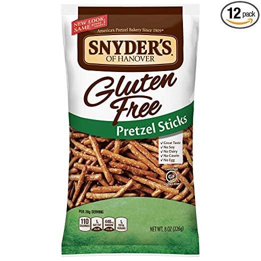 Snyder's of Hanover Gluten-Free Pretzel Sticks