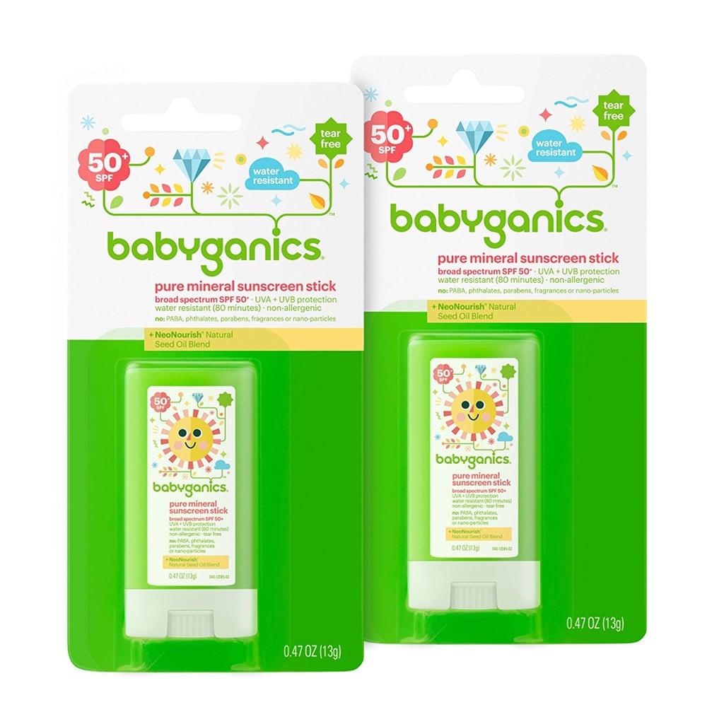 Babyganics Pure Mineral Sunscreen Stick