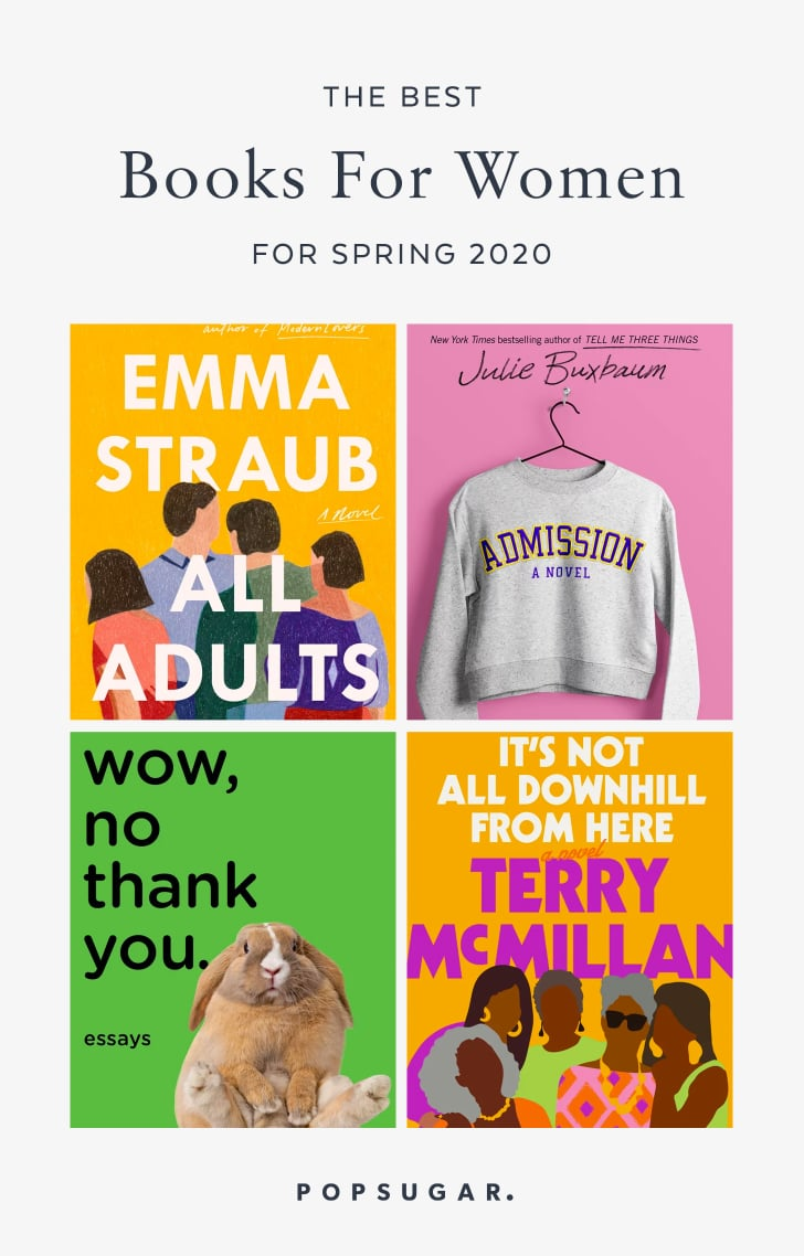Best Spring 2020 Books For Women