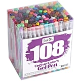 Lineon 108 Colors Gel Pens