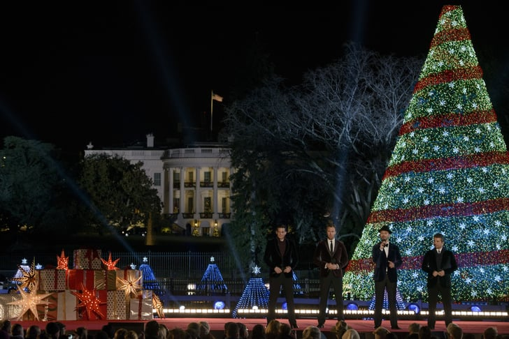 National Christmas Tree Lighting Ceremony 2014