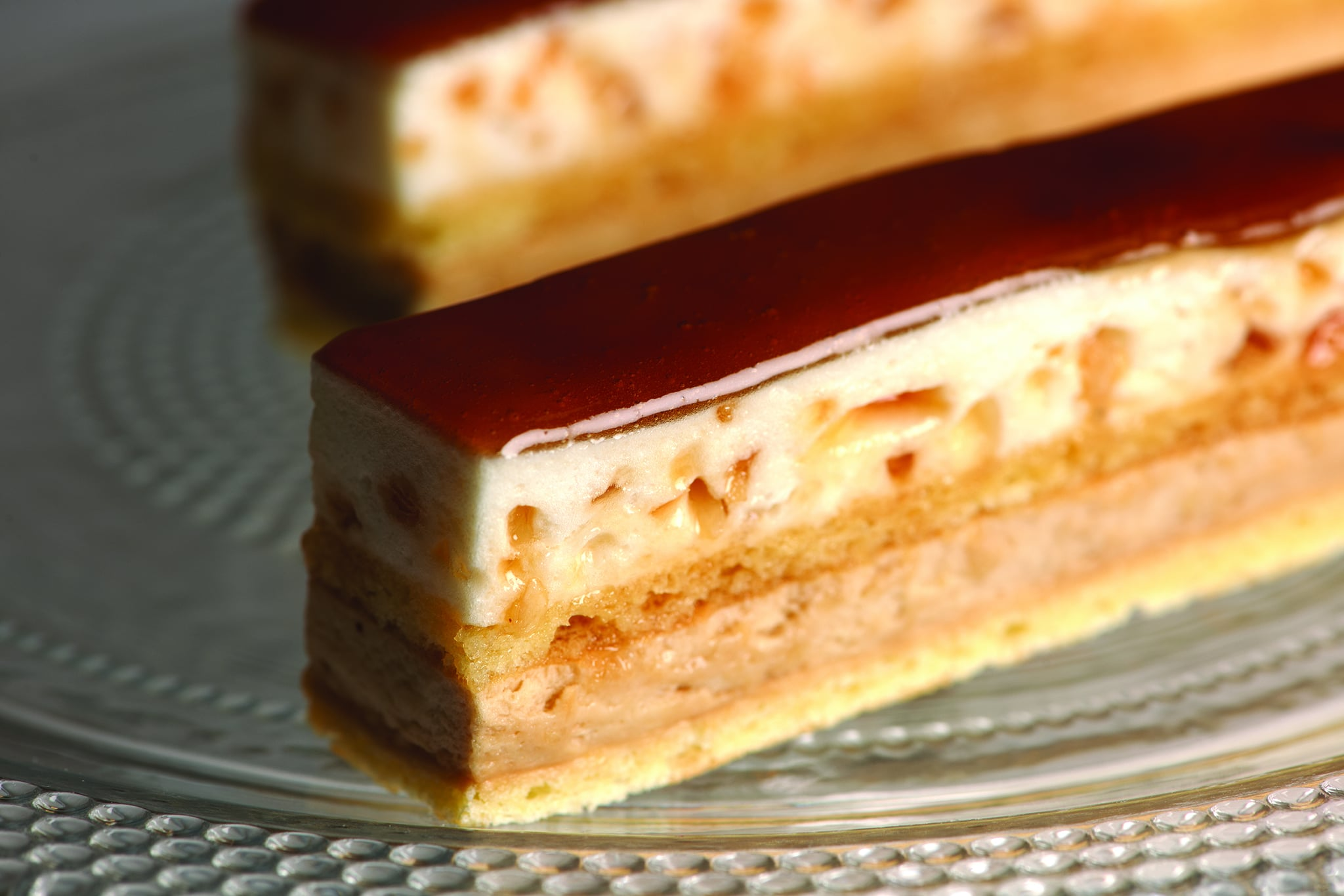 Layered Chocolate Mousse Cake Nutrients