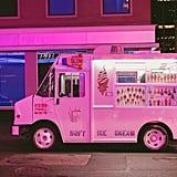 Chase down the ice cream van.