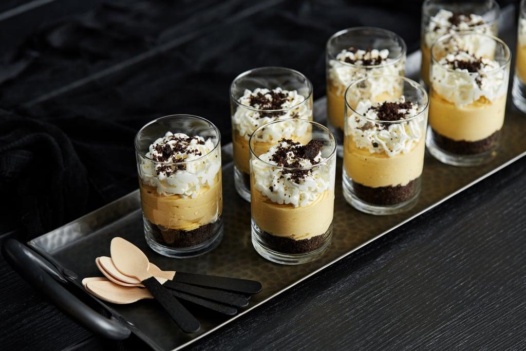 Brainstorm Resolutions Over Dessert