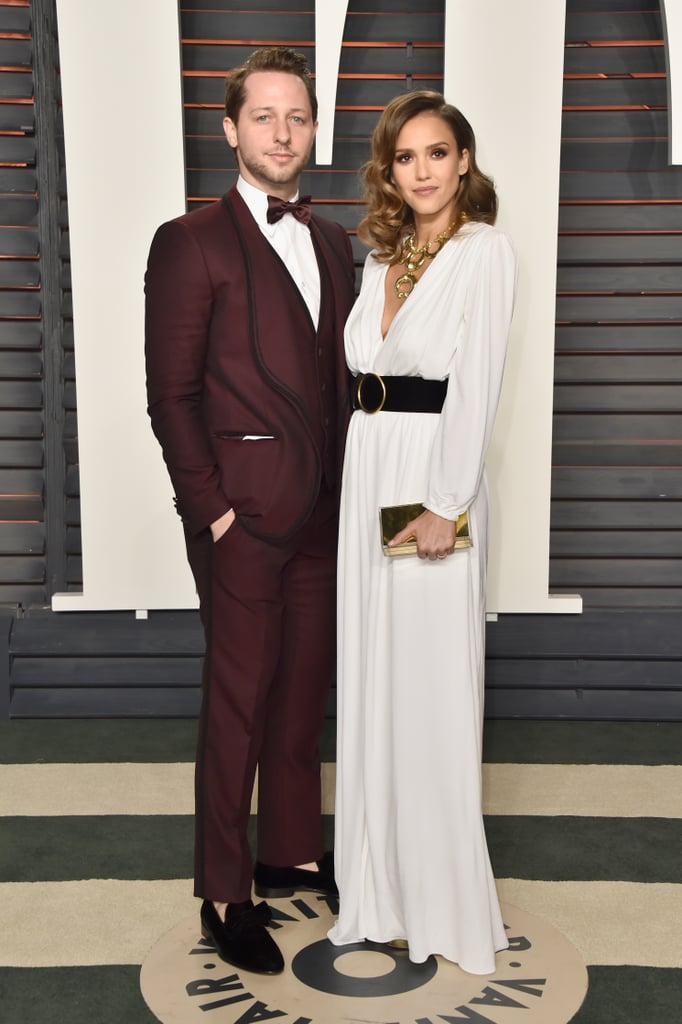 Pictured: Jessica Alba and Derek Blasberg