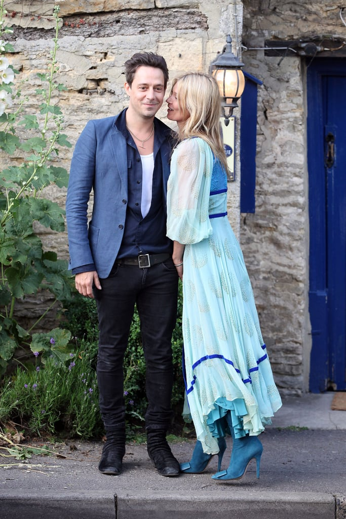 Kate Moss's Wedding Ceremony Is Under Way