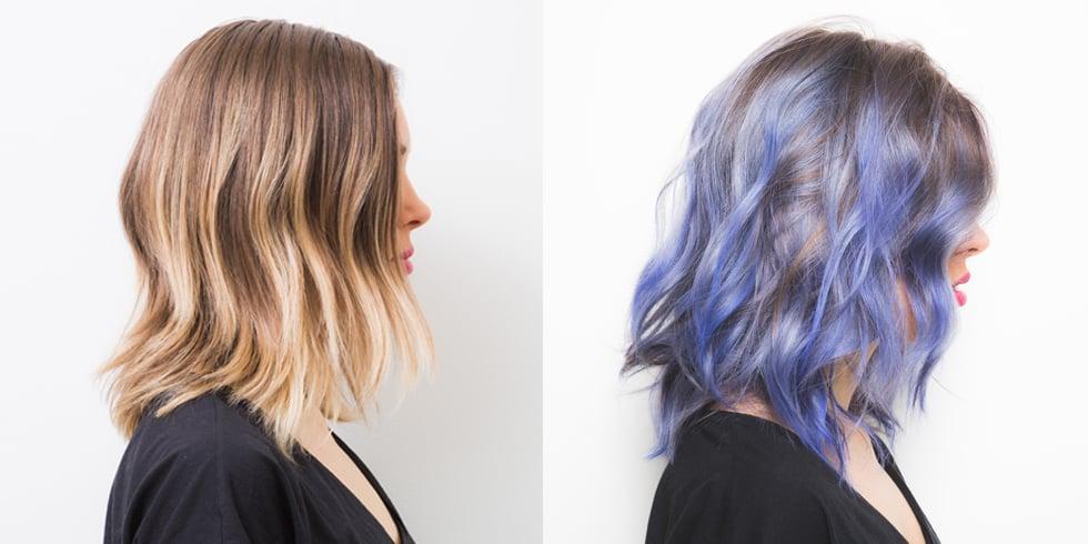 How to Get Rainbow Hair | POPSUGAR Beauty