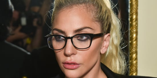 Lady Gaga Looks Nearly Unrecognizable In Hot Pants At Fashion Week