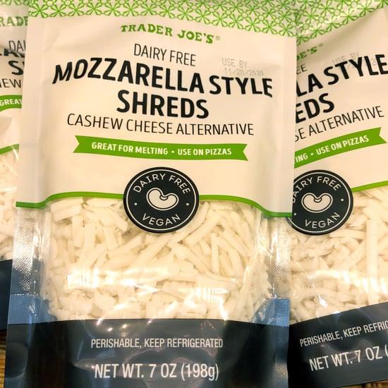 Trader Joe's Dairy-Free Mozzarella Style Shreds Review