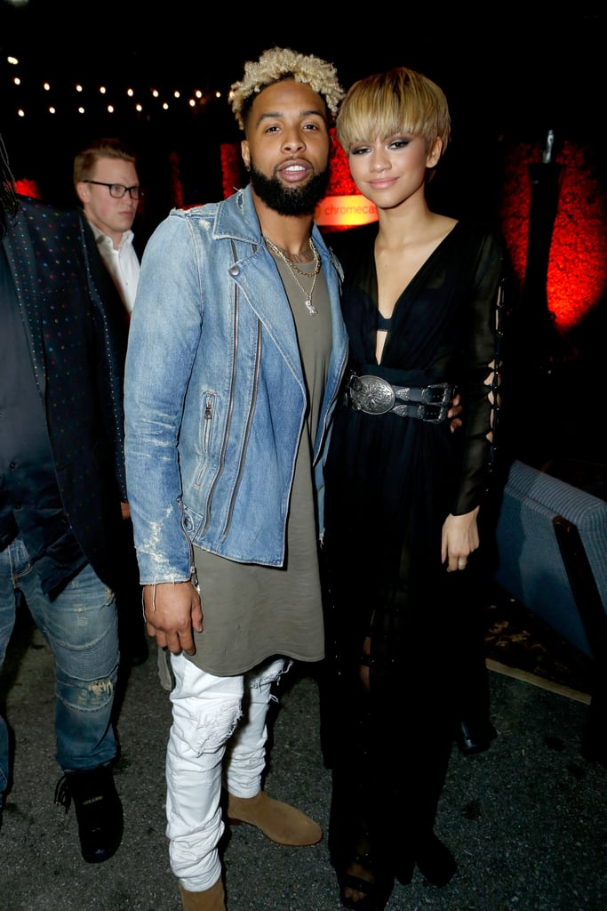 Zendaya Dating Odell Beckham Jr.