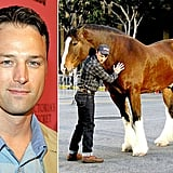 """The Budweiser Guy This past Valentine's Day, our hearts belonged to a certain cowboy made famous by this year's hottest — and most tearjerking — Super Bowl ad: Budweiser's Clydesdale """"Landslide"""" commercial (cue bawling). The cowboy in question turned out to be dimpled Texan Don Jeanes, who pretty much wrangled us into a pile of goo with his smooth country drawl and """"ma'am""""s when we spoke with him. Find out why he's even hotter than we originally thought —  his idea of the perfect date may or may not have something to do with it."""