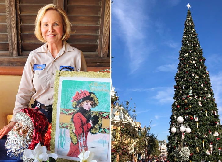 When Does Disneyland Decorate For Christmas Popsugar