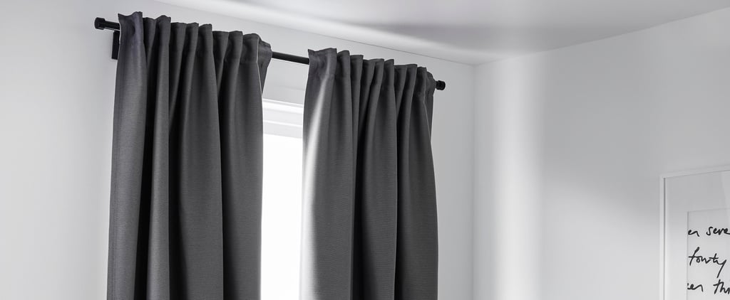 These $69 Ikea Blackout Curtains Gave Me the Best Night's Sleep Ever