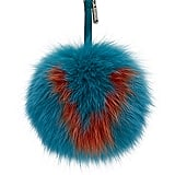 "Fendi ""V"" Fonics Keychain ($600)"