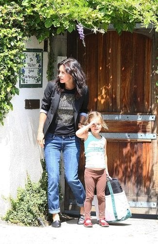 Celebrity Mom Hairstyles