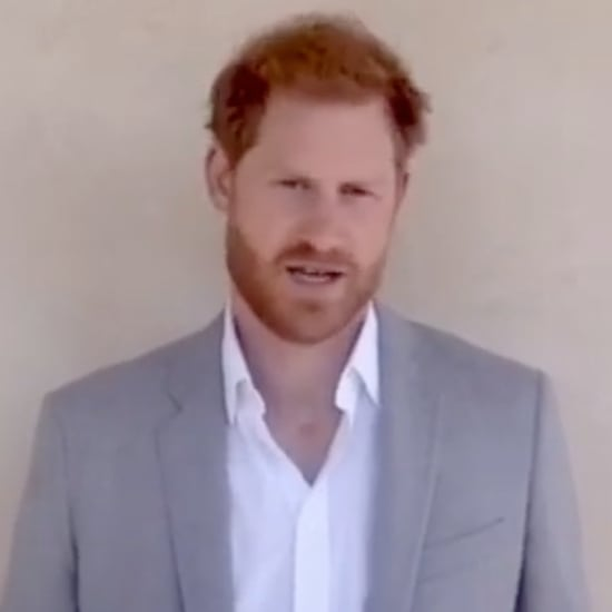 Watch Prince Harry's Speech at the 2020 Diana Awards