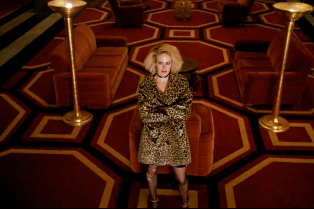 Is the American Horror Story: Hotel Rug From The Shining?