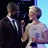 Sterling K. Brown and Sarah Paulson's Friendship Is So Beautiful, It Should Be a Crime