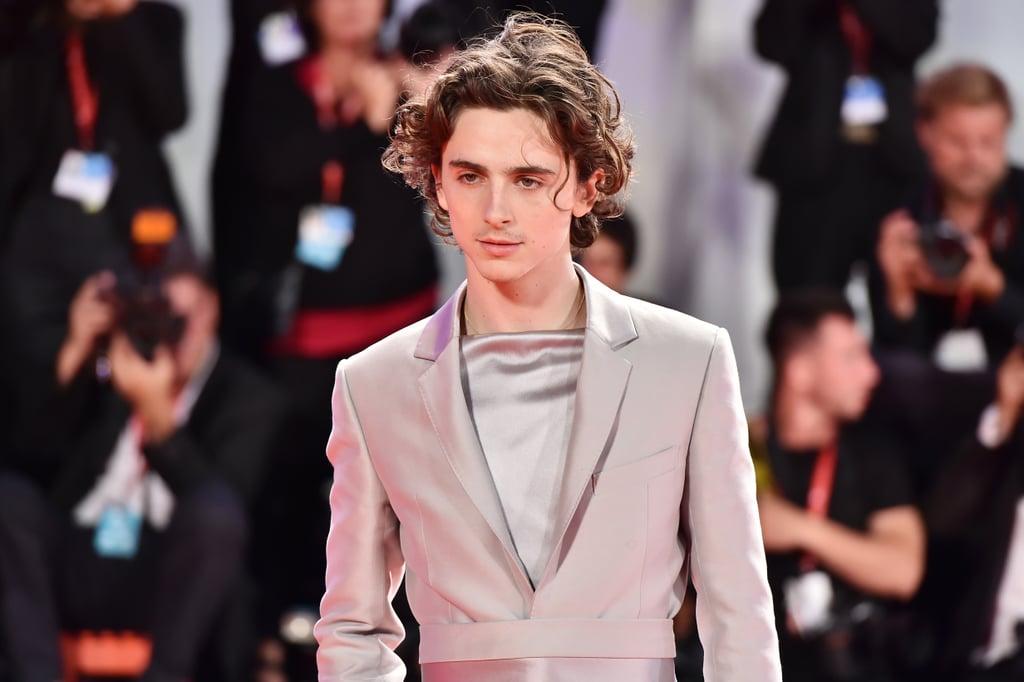 Timothée Chalamet's Best Outfits