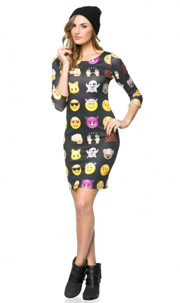 Emoji Nation Mini Dress ($27)