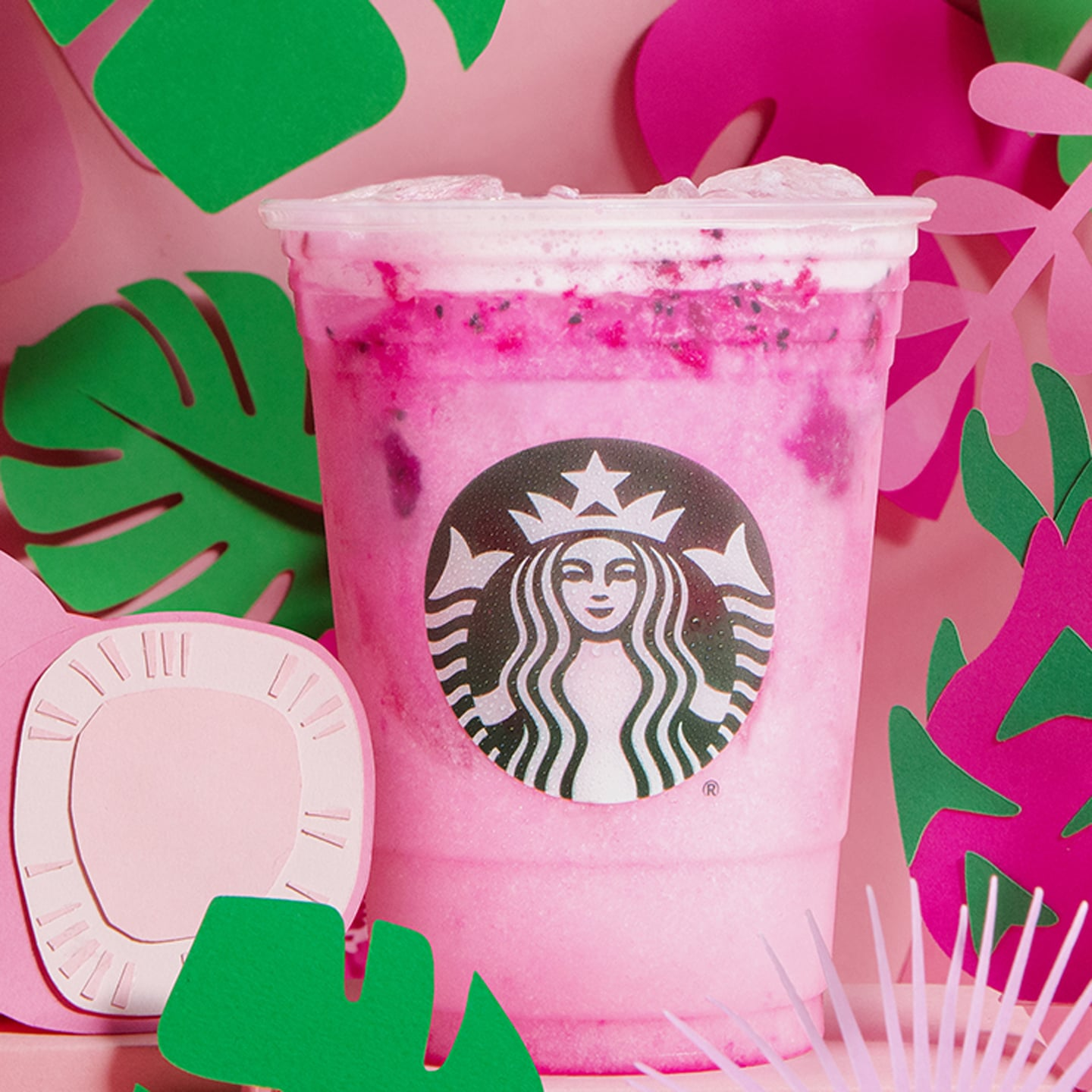 Starbucks Dragon Drink Popsugar Food