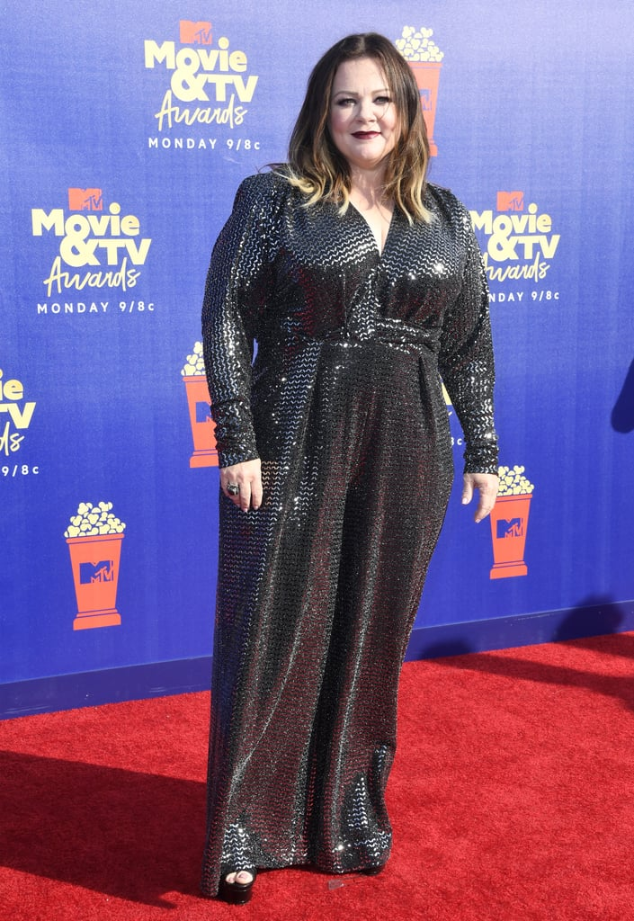 Melissa McCarthy at the MTV Movie & TV Awards